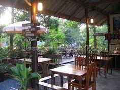 The restaurant of Ra Beang Mai @ Koh Kood (Thailand)