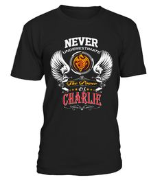 # Best Never underestimate CHARLIE ! front Shirt .  tee Never underestimate CHARLIE !-front Original Design.tee shirt Never underestimate CHARLIE !-front is back . HOW TO ORDER:1. Select the style and color you want:2. Click Reserve it now3. Select size and quantity4. Enter shipping and billing information5. Done! Simple as that!TIPS: Buy 2 or more to save shipping cost!This is printable if you purchase only one piece. so dont worry, you will get yours.