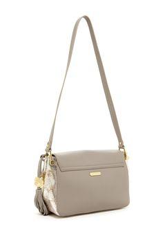 Vince Camuto Autumn Leather Shoulder Bag//