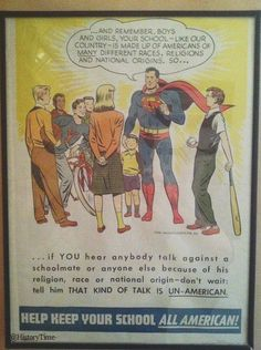 Funny pictures about Old School Superman. Oh, and cool pics about Old School Superman. Also, Old School Superman photos. Superman Poster, Superman Comic, Batman, Funny Superman, Superman Stuff, Superman Movies, The Blue Boy, Dc Comics, American Religion