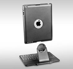 Airbender iPad keyboard case for both the new ipad and iPad 2 bluetooth wireless keyboard | NewTrent.com