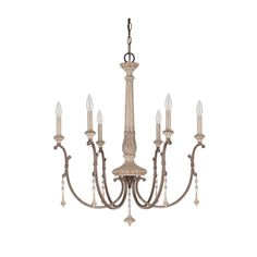 Buy the Capital Lighting French Oak Direct. Shop for the Capital Lighting French Oak Chateau 6 Light 1 Tier Candle Style Chandelier and save. French Country Chandelier, White Chandelier, Chandelier Lighting, Chandeliers, Dining Chandelier, Wooden Chandelier, Lantern Chandelier, Wood Columns, Thing 1