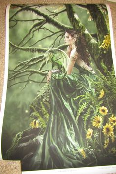 Nene Thomas Queen of Fate Astranaithes Dragon Zarryiostrom Limited Edition Print