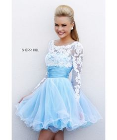 2014 Homecoming Dress 21234 by Sherri Hill
