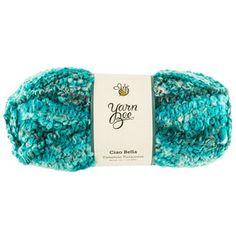 Timeless Turquoise Yarn Bee Ciao Bella Yarn