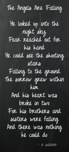 Supernatural poem by r salerno - SPN