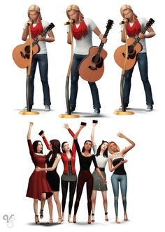 """viesilfinds: """" Random poses You need: Pose player and teleport any sim Phone by Guitar TOU: Don't claim my creations as your own Don't re-upload my creations. Sims 4 Cas, My Sims, Sims Cc, Sims 4 Toddler Clothes, Toddler Outfits, Sims 4 Black Hair, The Sims 4 Download, Sims 4 Cc Finds, Sims 4 Clothing"""