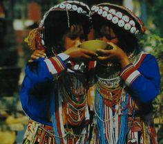 Pueblos Minoritarios de China - El Lisus - cultura china