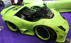 Lamborghini quad bike