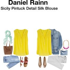 Untitled #12466 by hanger731x on Polyvore featuring Gap, J.Crew, Banana Republic, Coach, BaubleBar and Witchery