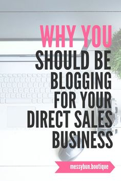 Why should you blog?  Because it's the top of the social media pyramid!  #directsales #blogging