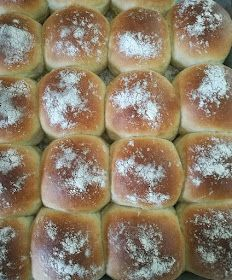 pikku murusia: Superpehmeät perunasämpylät No Salt Recipes, Bread Recipes, Cooking Recipes, What's Cooking, Savory Pastry, Delicious Donuts, Greens Recipe, Daily Bread, What To Cook