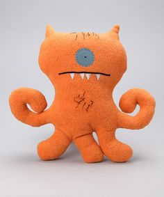 Ugly dolls.  I think they are so cute.