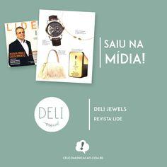 O seu talento também pode estampar a mídia, assim como a Deli - Jewels with a Soul. Contate-nos! ;) http://www.ceucomunicacao.com.br  #ceucomunicacao #comunicacao #midiassociais #assessoriadeimprensa #rp #mkt #marketingdigital #midia