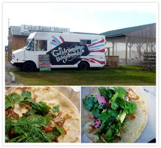 Amazing food truck in Southern Ontario (Niagara area)! El Gastronomo Vagabundo -  gourmet tacos, tapas, and South Asian cuisine, using only locally grown produce.
