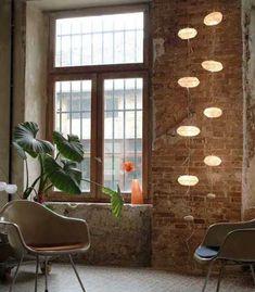 unique lighting fixtures images | Unique Lighting Fixtures with Handmade Paper Lamp Shades by Celine ...