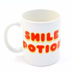 The Smile Life, Los Angeles, CA. Every purchase helps repair the smile of someone in need.        SMILE POTION MUG