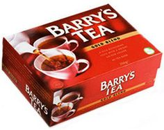Barry's Gold Blend Tea Is Our Best Selling Tea! Barry's Gold Blend is perhaps the most popular Irish tea worldwide, and with your first sip you will understand why! We have selected and blended the fi