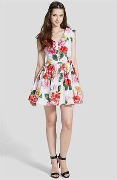 Awesome cute floral dresses for juniors 2017-2018