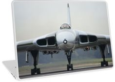 The Vulcan by KCiPhoto £18.60 #laptop #cover #Vulcan #RAF #fighter #pilot #iconic #stylish #fashion #photograph #portrait