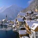 Hallstatt Austria fascinating places in the world. Hallstätter lake( or Lake Hallstatt) in Salzkammergut Austria. World Cultural Heritage list by UNESCO Places Around The World, Oh The Places You'll Go, Places To Travel, Travel Destinations, Around The Worlds, Travel Europe, Innsbruck, Beautiful Places To Visit, Travel Tips