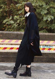 SPRING / SUMMER 2018 B Yohji Yamamoto