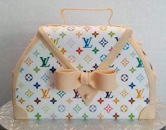 Louis Vuitton purse cake , www.CheapMichaelKorsHandbags#com,   cheap louis vuitton sale,