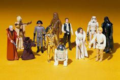 kenner star wars figures photos - Google Search