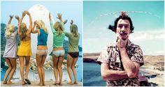 Salvador Dali's bizarre but sexy photoshoot for Playboy, 1973
