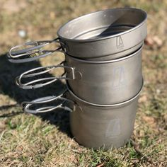 Pots and pans are no Thru Hiking, Backpacking Food, Gears, Pots, Men's Fitness, Kayaking, People, Articles, Outdoors