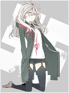 Nagito komaeda gender bend