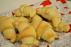 Easy homemade crescent rolls