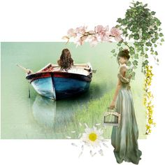 """summer"" by gonulk on Polyvore"
