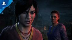 UNCHARTED: The Lost Legacy - PSX 2016: Announce Trailer | PS4