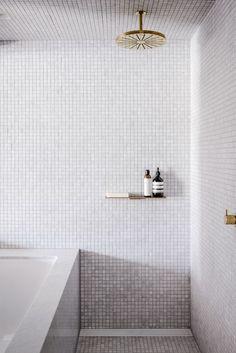 VOLA Taps for bathroom Apartment. Finger Wharf