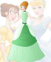 disney fusion Cinderella and Jane by Willemijn1991
