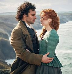 I love this one of Ross and Demelza.