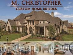 Available Properties Homesites In Fairview Frisco Prosper Tx M Christopher And Company Our Homes