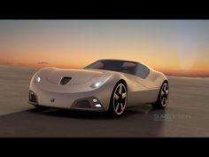 toyota future cars designs | auto car 2007 toyota 2000 sr concept by sure design the toyota 2000 sr ...