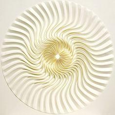 Yuko Nishimura - Paper reliefs