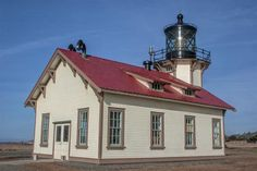 Jewels of the California Coastline: 16 Stunning Lighthouse Views: Point Cabrillo Lighthouse