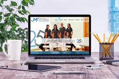 Diseño web para Clínica Dental San Lorenzo.