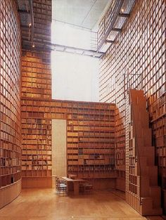 Shiba Ryotoro Book Museum (Higashiosaka, Japan)