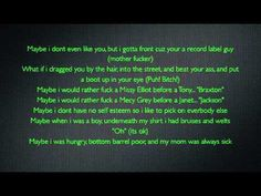 Please dont hate me icp lyrics the dating