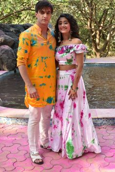Cutest Couple Ever, Cute Love Couple, Cute Celebrities, Bollywood Celebrities, Kartik And Naira, Cute Boy Photo, Designer Party Wear Dresses, Cute Couples Photos, Indian Gowns Dresses
