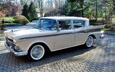 Parked Since '87: 1959 Rambler Custom Six - http://barnfinds.com/parked-since-87-1959-rambler-custom-six/