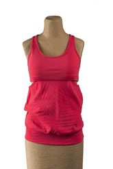 Tonic   Tribute tank in cayenne zen red   Find this active tank at shopfootloose.com