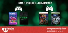 Games with Gold  Febrero 2017