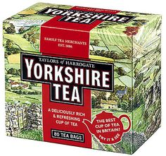 Free Samples of Yorkshire Tea