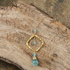 Light Apetite 14k Goldfill  Necklace